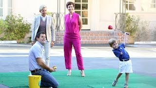 Download Incredible 3-Year-Old Golfer Tommy Video