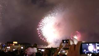 Download Sydney 2017 New Year's Eve 9 pm Fireworks at Sydney Harbour Foreshore Video