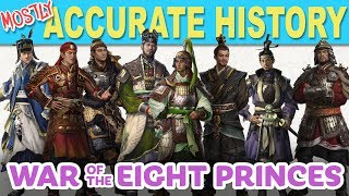 Download WAR of the 8 PRINCES | A (Mostly) Accurate History Video