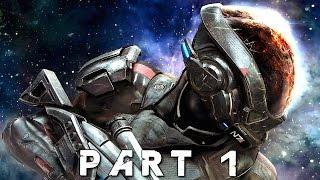 Download MASS EFFECT ANDROMEDA Walkthrough Gameplay Part 1 - Planetside (Mass Effect 4) Video