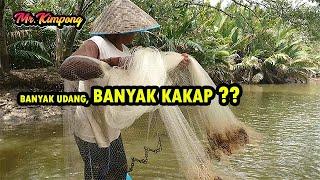 Download JALA UDANG DI HULU SUNGAI, BANYAK KAKAP ?? Video