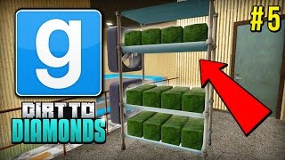 Download Garry's Mod DarkRP | Dirt To Diamonds: WE STOLE IT ALL! [5] Video