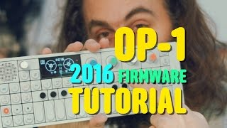 Download OP-1 Tutorial by Cuckoo (2016 new firmware update) Video