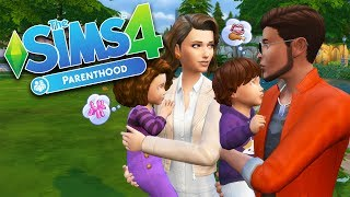 Download MEET THE HOBBS FAMILY | The Sims 4 Parenthood Ep.1 Video