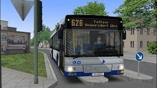 Download OMSI 2 - MAN Citybus A21 - Berlin X10 Line 626 Video
