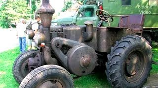 Download ANCIENT OLD TRACTORS Starting Up - Old Tractor Start up Videos Video