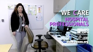 Download WE ARE HOSPITAL PROFESSIONALS - Social Worker Video