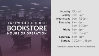 Download Lakewood Church 8:30 am Service Video