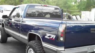 Download 1998 Chevy Silverado 1500 4x4 Video