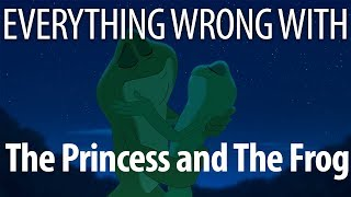 Download Everything Wrong with The Princess and the Frog Video