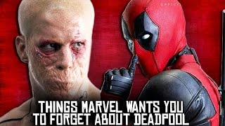 Download 10 Things Marvel Wants You To FORGET About Deadpool! Video