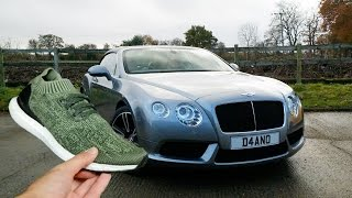 Download Shoe Shopping In A Bentley Continental GTC Video