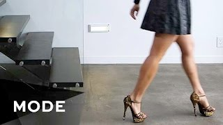 Download How to Walk in Heels | Step By Step ★ Glam Video