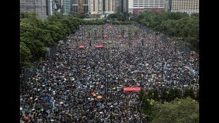 "Download Breaking ""1.7 Million Hong Kong Peaceful Protestors Hold Massive Rally For Freedom"" Video"