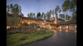 Download Hand-Crafted Stone Estate in Telluride, Colorado | Sotheby's International Realty Video