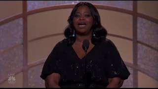 Download Octavia Spencer introduces The Shape of Water at the Golden Globe Awards Video