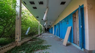 Download Notorious ABANDONED Modern Detroit High School Video