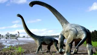 Download Gigantic New Dinosaur Species Uncovered in Australia Video