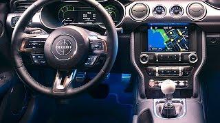 Download Ford Mustang Bullitt 2019 INTERIOR Video New Mustang Bullitt Interior Options CARJAM TV Video