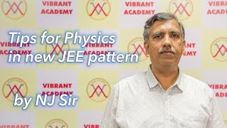 Download NJ Sir explains strategy for Physics for JEE-2019 Video