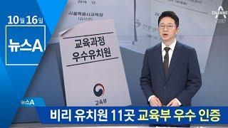 Download [단독]교육부, 공개 된 비리 유치원 11곳 '우수 인증' | 뉴스A Video