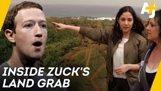 Download Mark Zuckerberg Sued Native Hawaiians For Their Own Land | Direct From With Dena Takruri - AJ+ Video