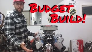 Download Budget 350 Small Block Build - Vice Grip Garage EP1 Video