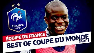 Download Equipe de France, Best Of Coupe du Monde (partie 1) I FFF 2018 Video