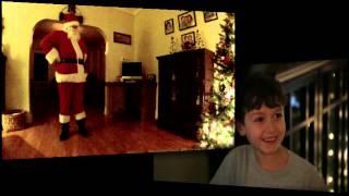 Download Santa Claus Caught On Camera! Video