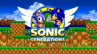 Download Sonic Generations 2D Demo Video