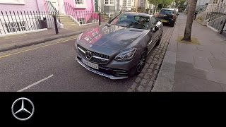 Download 360° video drive in the SLC around London – Mercedes-Benz original Video