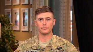Download Transgender National Guardsman speaks out on Trump's ban Video