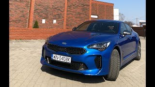 Download Kia Stinger GT w Polsce test Pertyn Ględzi Video