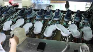 Download Making of sport shoes Video