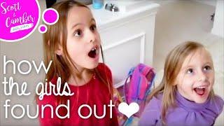 Download CUTEST TREASURE HUNT PREGNANCY ANNOUNCEMENT EVER!! | Scott and Camber Video