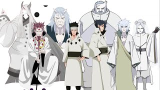 Download Naruto: Ootsutsuki clan (All known members) Video