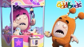 Download Oddbods NEW - THE TOY MACHINE | The Oddbods Show | Funny Cartoons For Children Video
