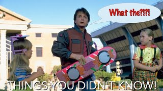 Download 7 MORE Things You (Probably) Didn't Know About Back to the Future! Video