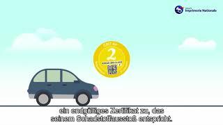 Download Certificat qualité de l'air / Vignette crit'air - version DEU Video