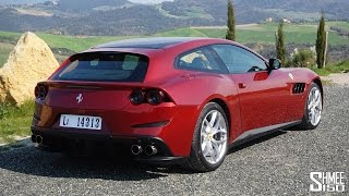 Download Ferrari GTC4Lusso T - What's it like with a V8? Video