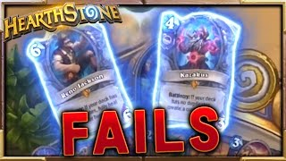 Download Unluckiest Doomguard.. | FAIL Moments Ep.36 | Hearthstone Video