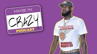 Download LeBron's Best Chance to Surpass Jordan | EPISODE 40 | MAYBE I'M CRAZY Video