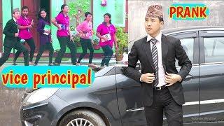 Download nepali prank - vice principal || funny/comedy prank || epic reaction || alish rai || Video