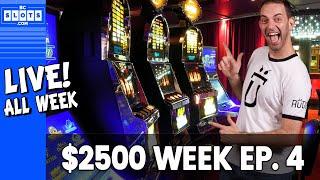 Download 🔴 THU LIVE 👍➡️ Ep. 4 💰 $2500 @ San Manuel Casino ✪ BCSlots (S. 13 • Ep. 4) Video