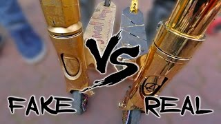 Download FAKE GOLD VS REAL GOLD SCOOTER (PAINT) Video