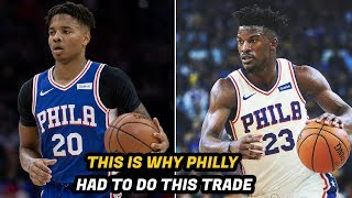 Download This is Why the 76ers HAD to Trade For Jimmy Butler Video