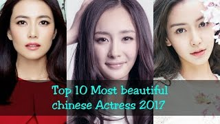 Download Top 10 most beautiful chinese actress 2017 Video