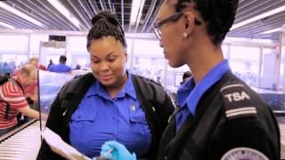 Download TSA on the Job: Lead Transportation Security Officer Video