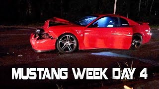 Download Mustang Week Crash Pullouts and Burnouts | YouTuber Meet Mustang Week 2017 Video