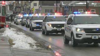 Download Boardman police officer laid to rest in hometown of Salem Video